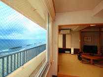 【和洋スイート】広々リゾートルームツインベッド+和室vol.5