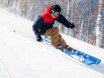 みなかみの各スキー場へのアクセス抜群!
