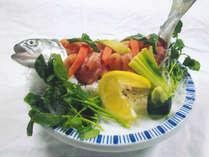*【チップ(ヒメマス)のお造り】チップとはアイヌ語でヒメマスのこと。新鮮なお魚をお刺身で!
