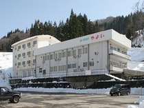 ハチ北高原・おじろの格安ホテル マウンテンリゾートやよい