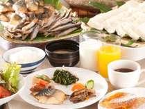 【朝食バイキング】身体に優しいおふくろの味で一日をスタート!