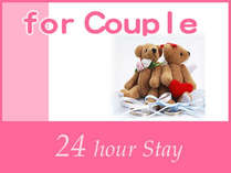 for Couple 24 hour Stay