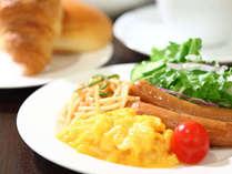 朝食イメージ 朝6時から9時半まで