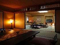 【1日1部屋限定】~特別室『波光の間』で過ごす極上ステイ~大切な人と優雅なひとときを。。。