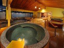 《湯めみの庭》金風呂
