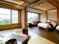 ≪スーペリアルーム和洋室≫ゆったり客室でひと時の贅沢を・・・