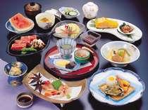 ◎和食会席膳「洞爺の華・鼓(ときめき)」(夕食・朝食/お部屋食)