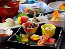 ◆【ご夕食】会席料理のイメージ