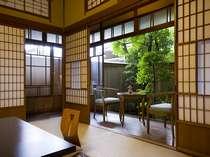 【本館客室】51番 大正震災前の建築(お部屋の一例)