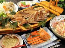 ≪冬得★お手軽カニコース≫神鍋温泉&松葉ガニ『神鍋亭』ならではの嬉しいおもてなし♪