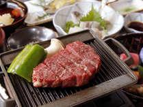 【幻の名牛鳳来牛をステーキに♪】
