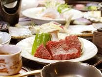 鳳来牛は味が濃厚で、脂がくどくないのが特徴的。