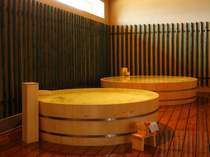 樽風呂(男湯)