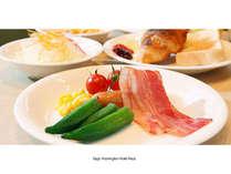 【じゃらん限定☆ポイントアッププラン☆】ご飯は佐賀米「さがびより」☆30品目朝食バイキング★