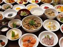 ◆朝食:(イメージ)朝からしっかり食べて一日の活力に♪