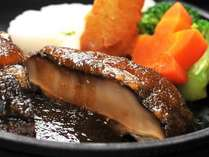 超肉厚でヘルシ~おいしぃ~椎茸ステーキ♪