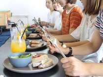 【AIEN 選べるモーニングプレート】朝食付