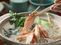 2人で熱々越前がに1杯♪食べ方いろいろ蟹フルコース