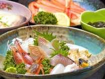 【お部屋食】朝獲れが一番!海の男のこだわり料理☆