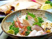 【祝!! 大漁てんぐりもん】【お部屋食】朝獲れが一番!海の男のこだわり料理☆