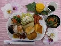 手作り健康朝食