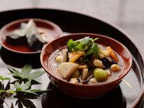 会津の郷土料理「こづゆ」