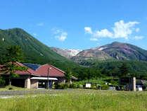 ミヤマキリシマが見ごろです!登山もオススメです!