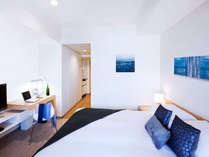 <スタジオ>28平米の中に、キッチン、洗濯機、広めのバスルーム等快適なお部屋環境です。