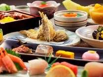 初夏のおもてなしプラン【当宿おすすめ!!四種のお造りと稚鮎の天ぷら】