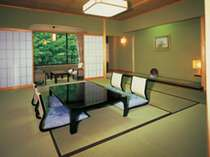 和室12.5畳のタイプがメインの緑水苑