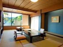 【華翔苑1間】和室10畳1間タイプ☆窓際の掘りごたつが嬉しい♪