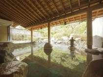 湯けむりに包まれて…日本庭園を眺めながら心も身体も癒されて下さい