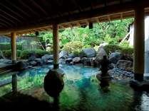 三朝温泉は世界屈指のラジウム泉*