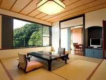 【7-9月の選べる特典(C)】お部屋を華翔苑客室へグレードアップ