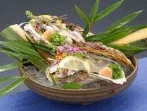 ◆山陰沖で獲れた夏の醍醐味『岩牡蠣』