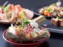 【冬の美味少量会席】厳選食材を少しずつ味わう!