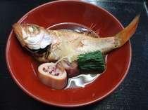 ≪のど黒≫の煮付け◆高級魚をおいしく調理してご用意いたします。
