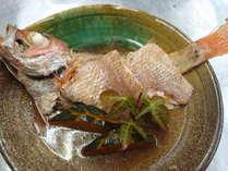 ノドグロ炊き合せ◆北陸を代表する高級魚です♪