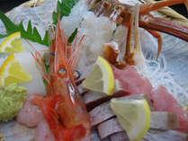 *板長自らが橋立港で直接仕入れた旬の魚!何が出るかは当日のお楽しみです♪