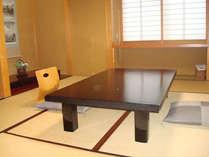 *民宿らしいシンプルな和室のお部屋です。