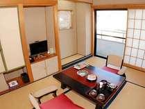 リーズナブルにご利用いただける和室6畳のお部屋