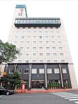 JR下関駅東口より徒歩約2分で利便性抜群の下関ステーションホテル【客室総数171部屋】