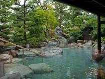 ゆめの湯 岩風呂