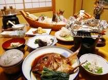 ソースから小鉢まで全て手作り、無添加の安心食材を召し上がれ