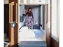 【広島初】広島唯一のカプセル中で着替えられる広い部屋!こんな広い究極のカプセルは広島でココだけ!