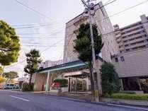 *JR日田駅より徒歩1分に佇む当館は観光&ビジネスに便利!大分は初めての方も安心してご来館頂けます。