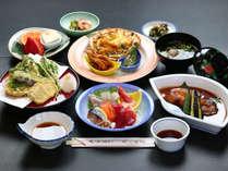 ●夕食☆スタンダード●銚子港で獲れた『旬』の魚介を使った定番の旬魚料理♪