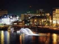 ◆レトロの夜景はきらきら☆☆大正ロマンな建物と光のコントラストをご覧下さいませ!!