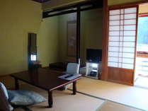 【2階6畳和室】松風
