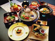地元栖原海岸や近海でとれる新鮮な魚介類をふんだんに使った湯浅会席料理,和歌山県,紀州の隠れ湯 栖原温泉